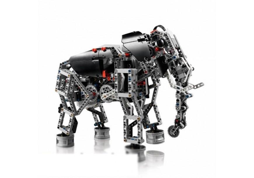 Информатика, физика, технология, математика / LEGO MINDSTORMS Education EV3