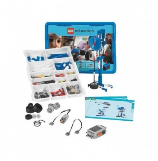 Образовательное решение «Технология и основы механики» (Simple & Powered Machines Set) 9686