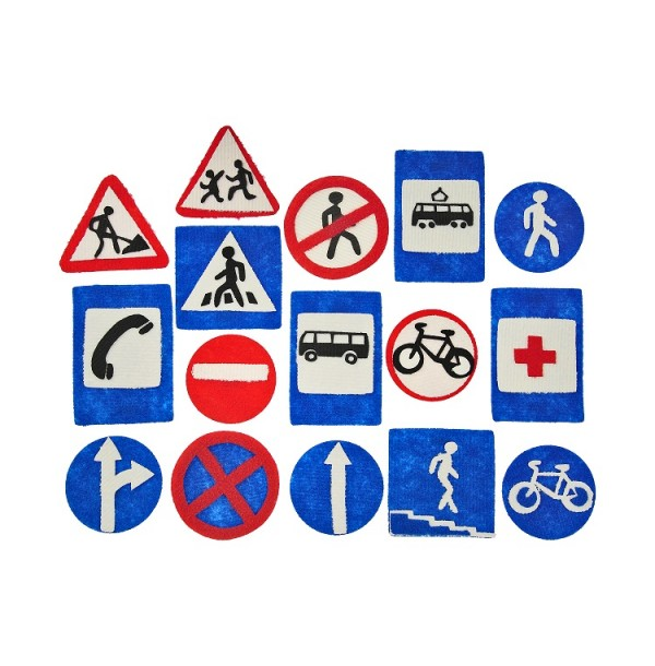 Дорожные знаки. LIP1036