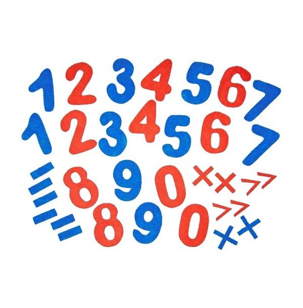 Цифры с игровым полем. LIP1046