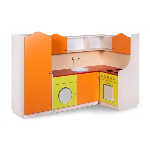Игровая зона Кухня угловая ХОЗЯЮШКА. пар13
