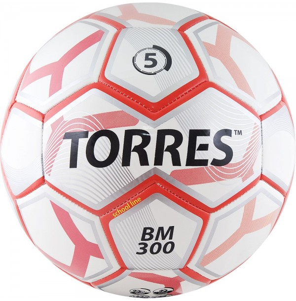 Футбольный мяч TORRES BM 300. F30745