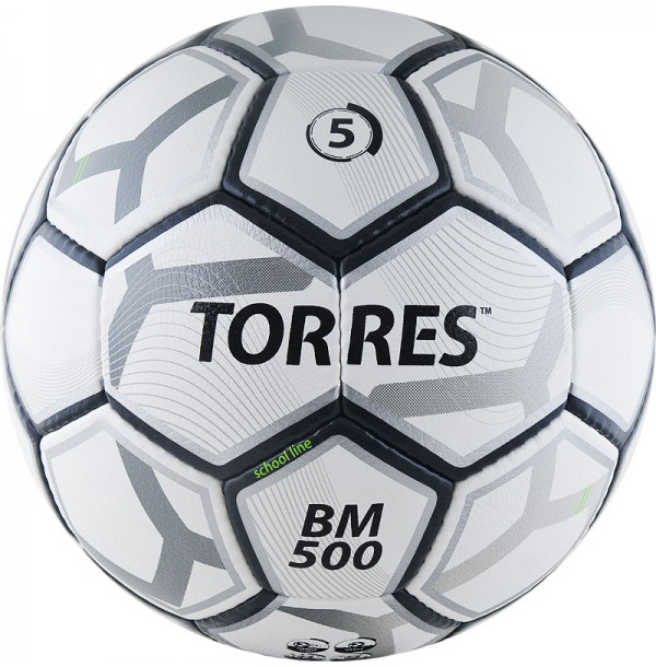 Футбольный мяч TORRES BM 500. F30635