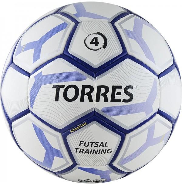 Футзальный мяч TORRES Futsal Training. F30644