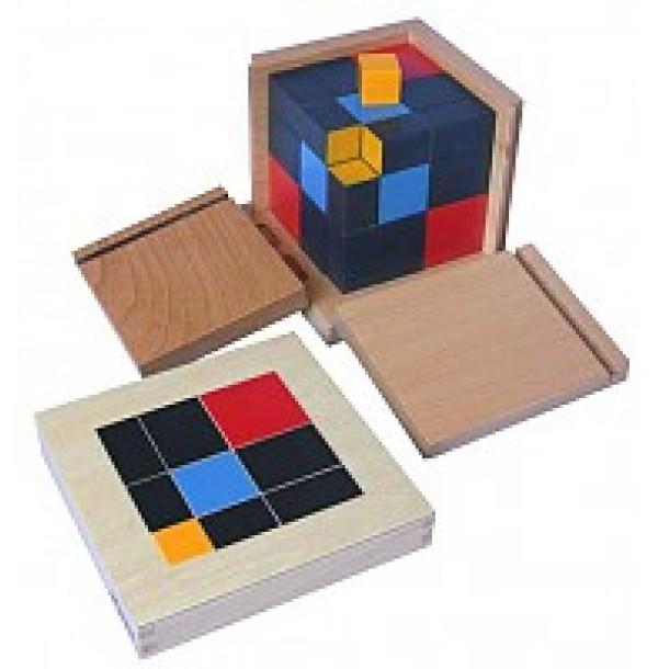 Триномиальный куб. 2.24