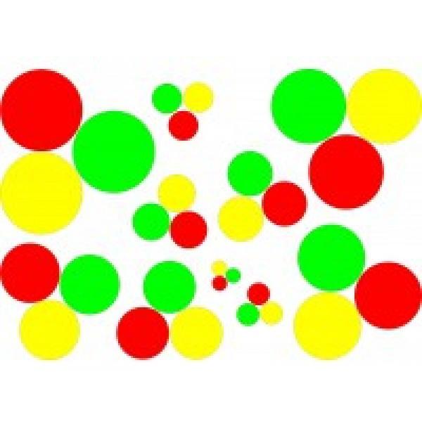 Проекции для цветных цилиндров. 2.05.2