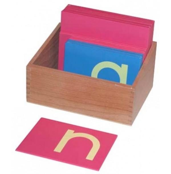 Английские шероховатые буквы - печатные. 3.05.1