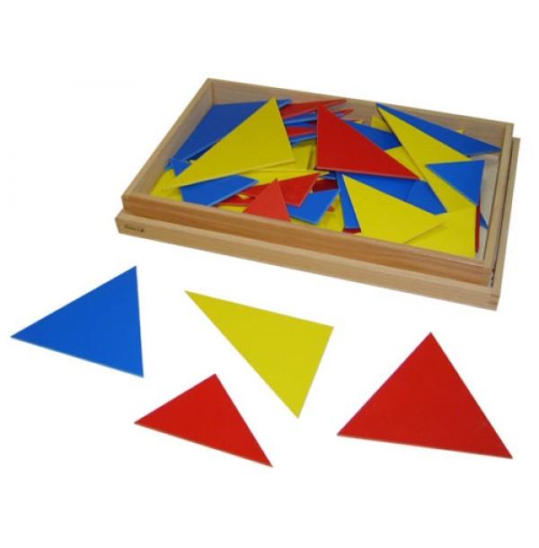 Треугольники для работы с прилагательными. 3.04.1