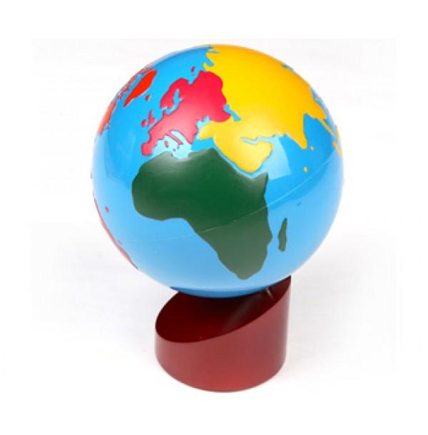 """Глобус """"Континенты"""". 6.00.1"""