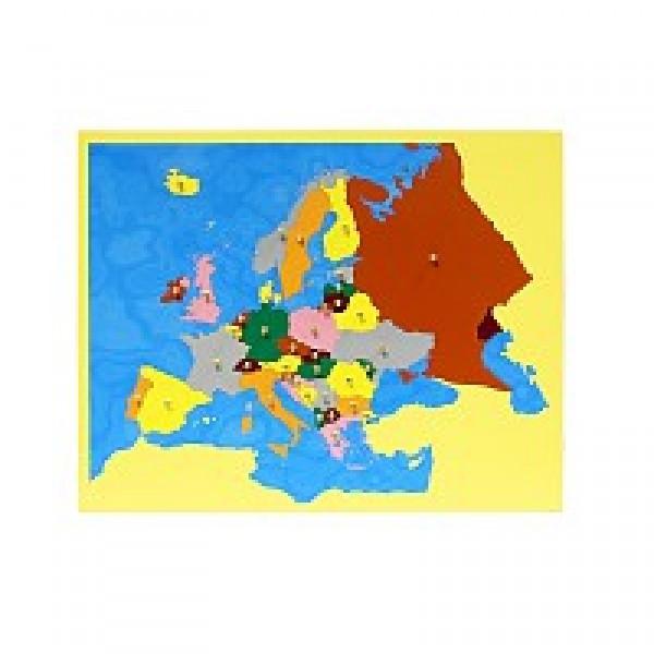 Карта Европы. 6.03