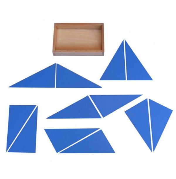 Голубые конструктивные треугольники. 2.18