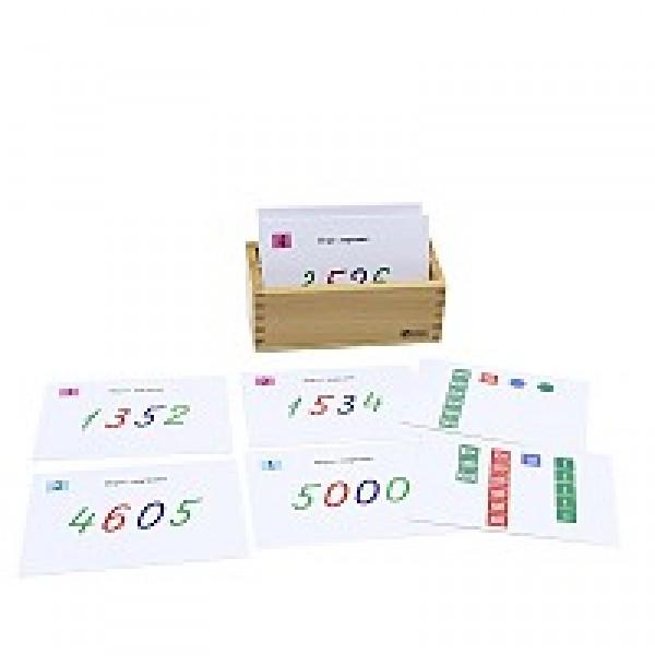 Игра с марками-Нумерация. 4.10.1