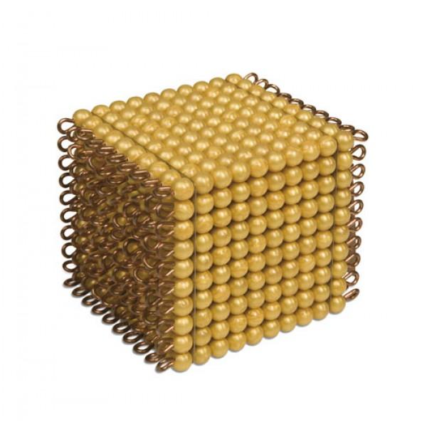 Куб-тысяча (золото). 4.Т.ЗОЛ