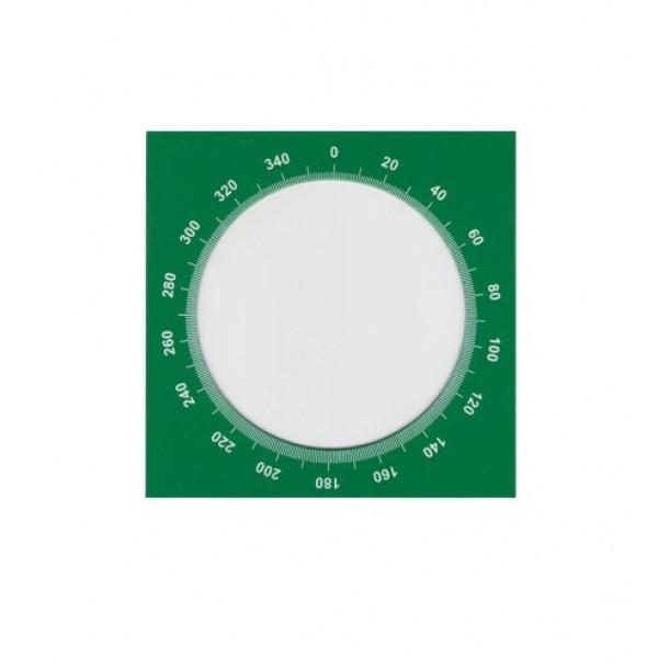 Материал для измерения углов. 4.47