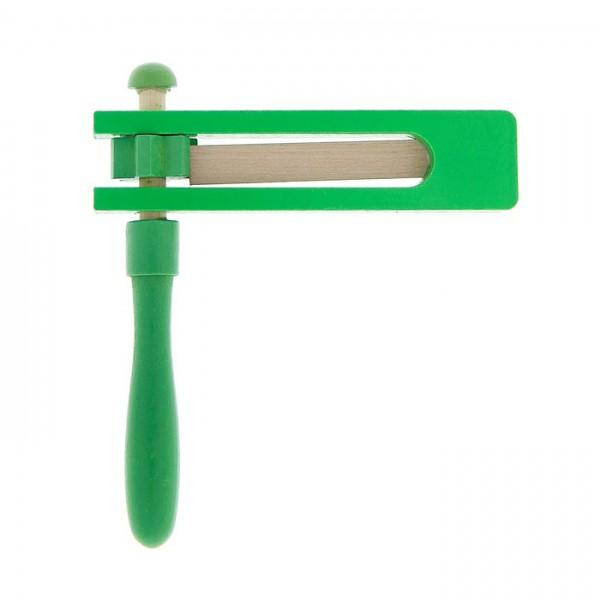 Трещетка, цвет зелёный 854762