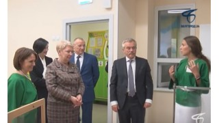 Министр просвещения России Ольга Васильева в Белгороде