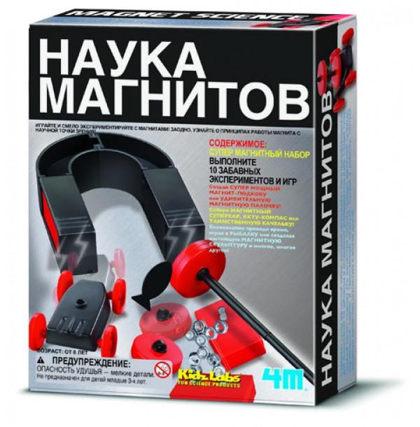 4M 00-03291 Наука магнитов
