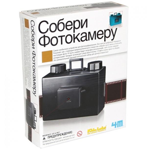 4M 00-03249 Собери фотокамеру