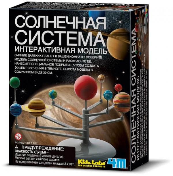 4M 00-03257 Солнечная система