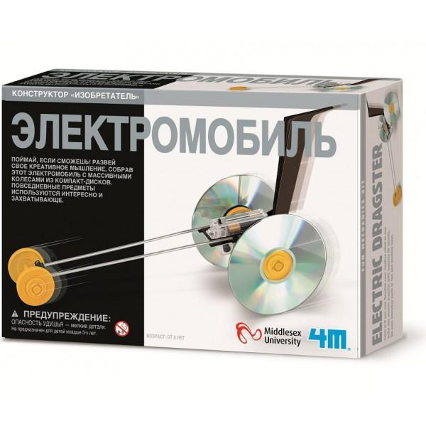 4M 00-03905 Электромобиль