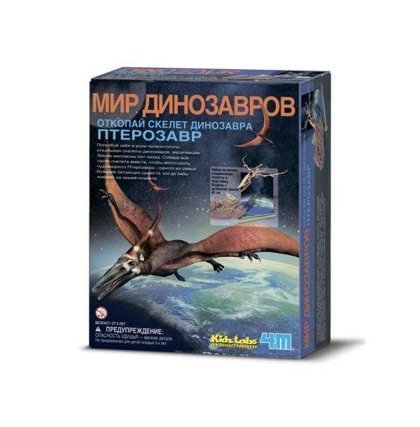 4M 00-13238 Скелет Птерозавра