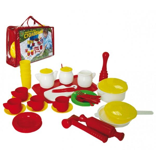 """Детский кухонный набор """"Столовый"""" У526"""