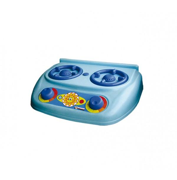 """Детский кухонный набор """"Плита газовая"""" У527 18шт"""