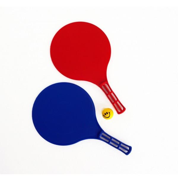 Ракетки пляжные теннисные с мячиком У774