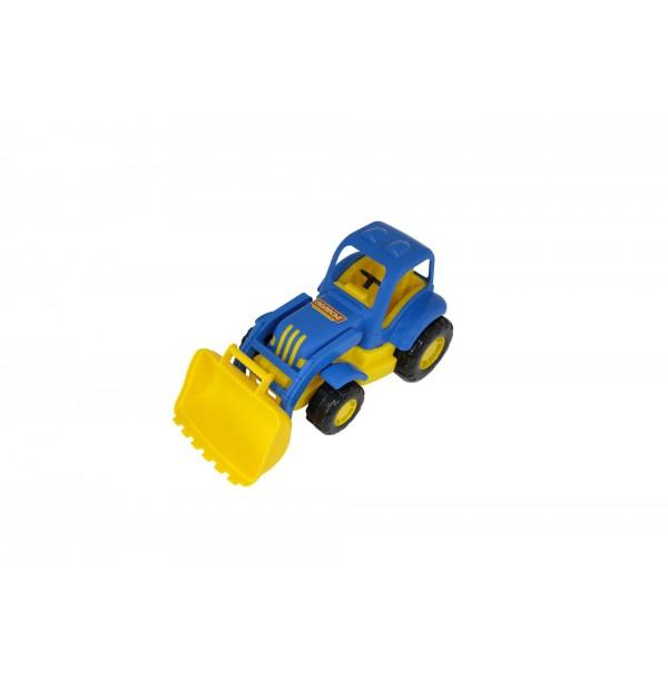 Силач, трактор-погрузчик. 45058