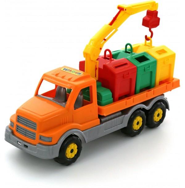 """""""Сталкер"""", автомобиль-контейнеровоз. 44280"""