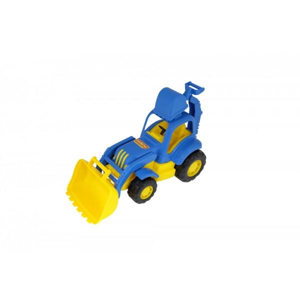 Силач, трактор-экскаватор. 45065