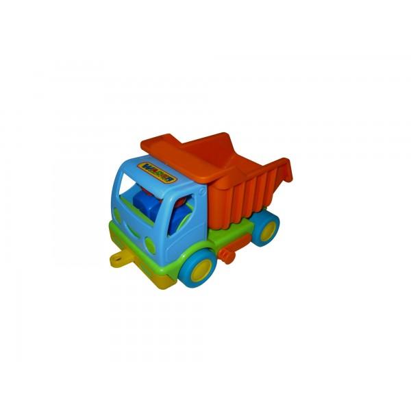 """Автомобиль-самосвал """"Мой первый грузовик"""" (в сеточке). 3294"""