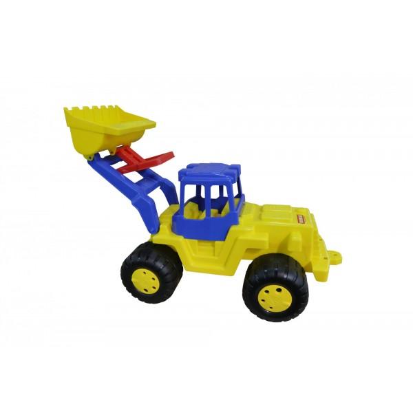 Великан, трактор-погрузчик. 38081
