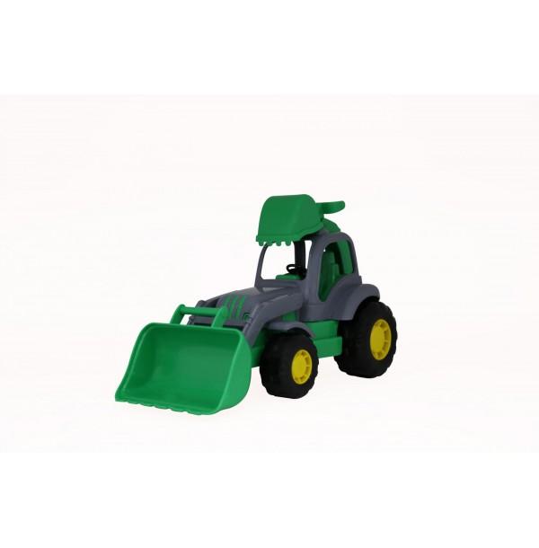 """Крепыш"", трактор-экскаватор. 44785"