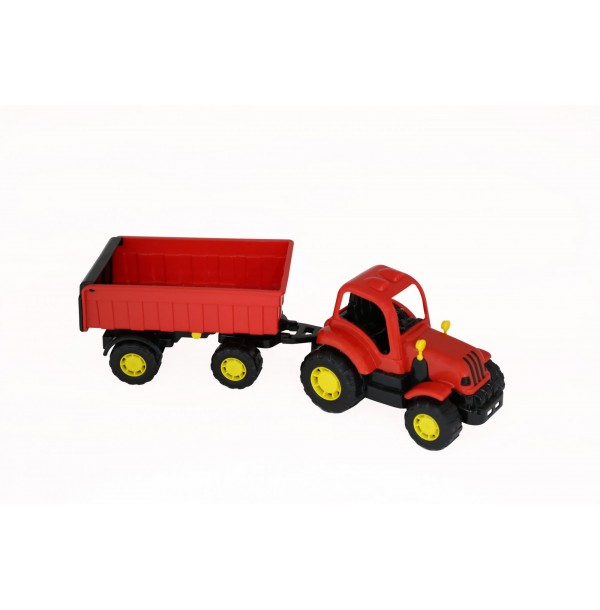"""Крепыш"", трактор с прицепом №1. 44792"