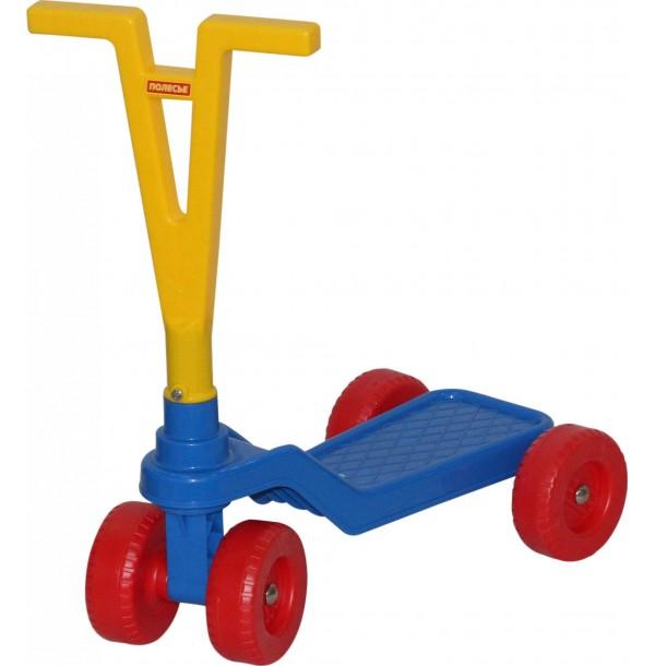 Детский четырёхколёсный самокат. 56085