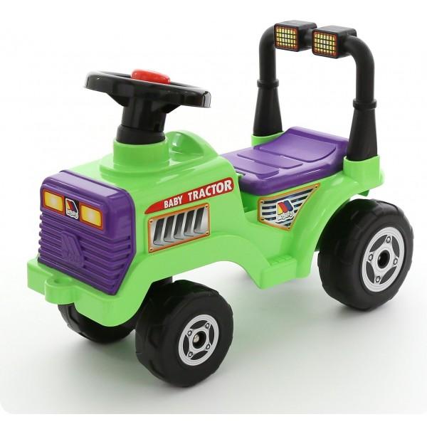 "Каталка-трактор ""Митя"" №2 (без звукового сигнала).9196"