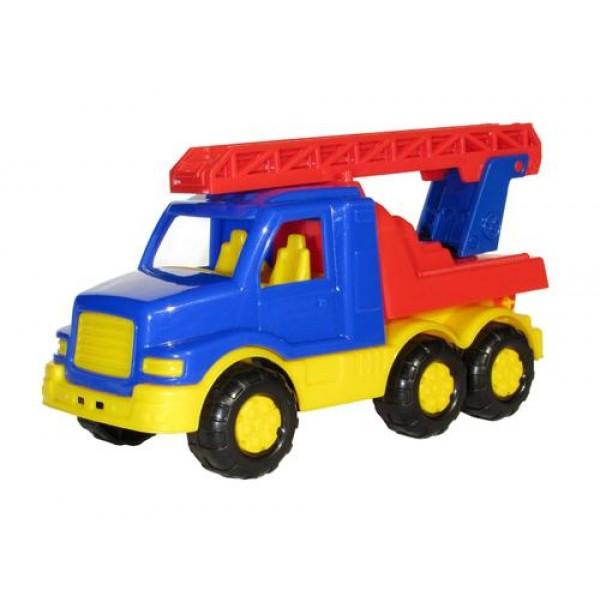 """""""Максик"""", автомобиль-пожарная спецмашина. 35172"""