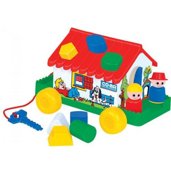 Игровой дом(в сеточке). 6202
