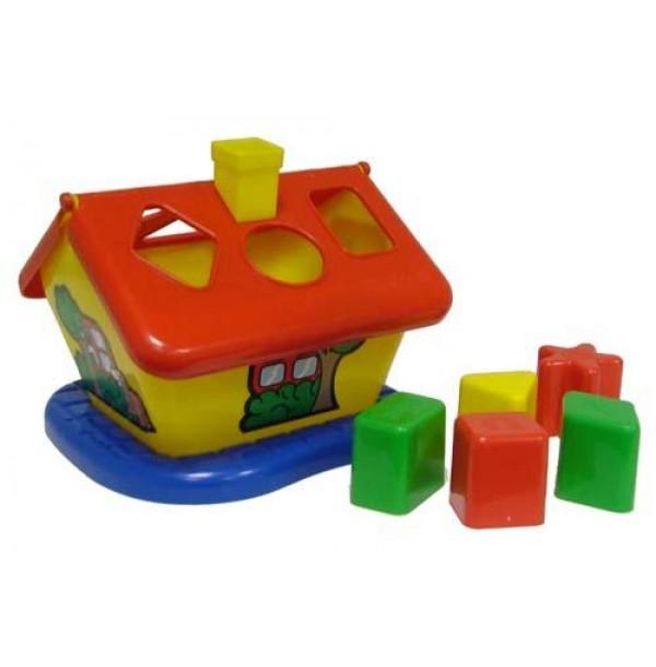 Садовый домик (в сеточке). 3354