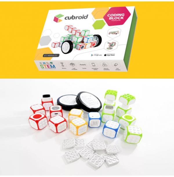 Cubroid Premium Kit