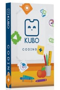 "Набор пластинок ""Программирование с KUBO+"". kubo002"
