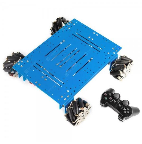 Mecanum Wheel Robot Kit. MMWRK