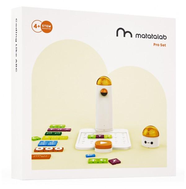 Робототехнический набор для младшего возраста Matatalab Pro Set. MAT01-10