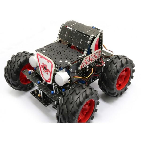 Конструктор Robo kit 7 (полный комплект). aamg