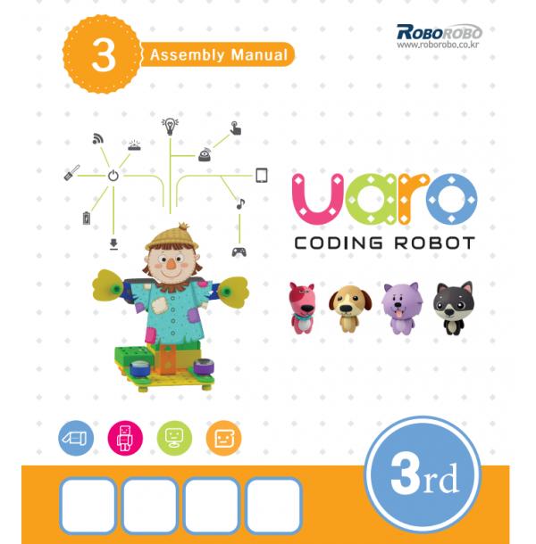 Конструктор UARO ресурсный набор №2 1122313 (step 3)