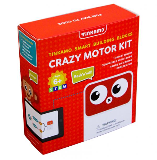 Crazy Motor Kit. mot1
