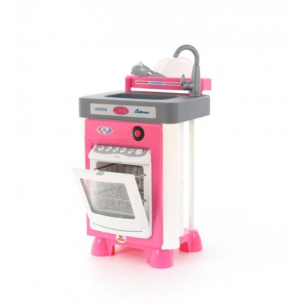 """Набор """"Carmen"""" №1 с посудомоечной машиной (в пакете). 47922"""