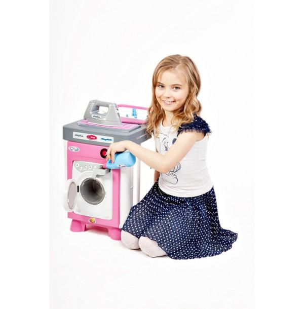 """Набор """"Carmen"""" №2 со стиральной машиной (в пакете). 47939"""
