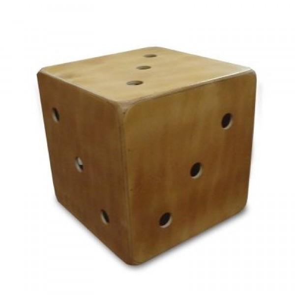 Куб деревянный, ребро 30см. 6922